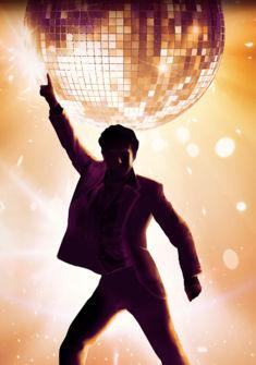 affiche Saturday Night Fever 2017
