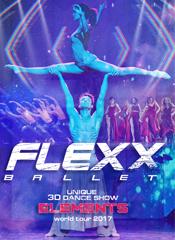 affiche Flexx Ballet