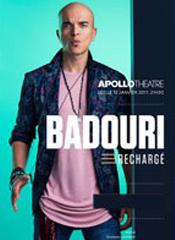 affiche Rachid Badouri « Rechargé »