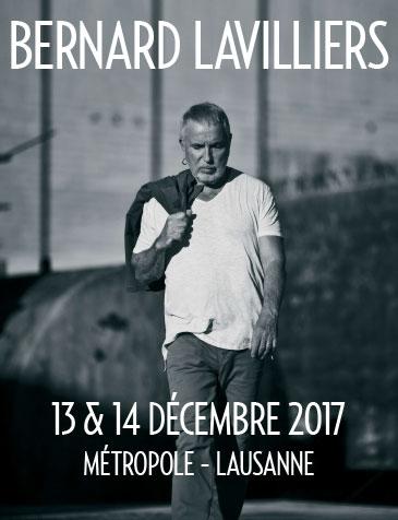 Salle Métropole - Rue de Genève 12, Lausanne, Du 13 au 14/12/2017
