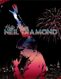 affiche Hello Again.. Neil Diamond