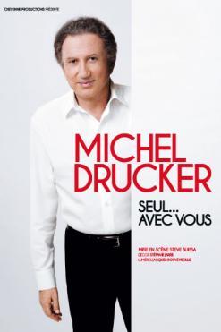 affiche Michel Drucker