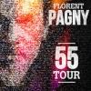 affiche Florent Pagny - 55 Tour