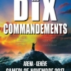 affiche Les Dix Commandements