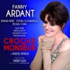 affiche « Croque-Monsieur » avec Fanny Ardant