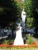 Buste d'Adolphe Fontanel, Place du Temple