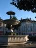 Fontaine, place du Marché
