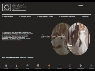 thumb Lune de Miel - Robes de mariage