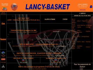 thumb Lancy Basket