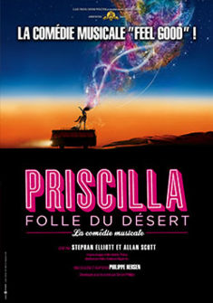 affiche Priscilla folle du désert