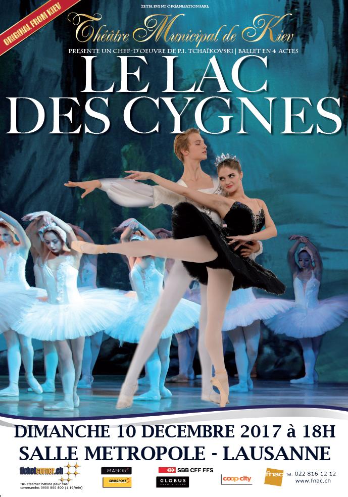 Salle Métropole - Rue de Genève 12, Lausanne, Dimanche 10 décembre 2017