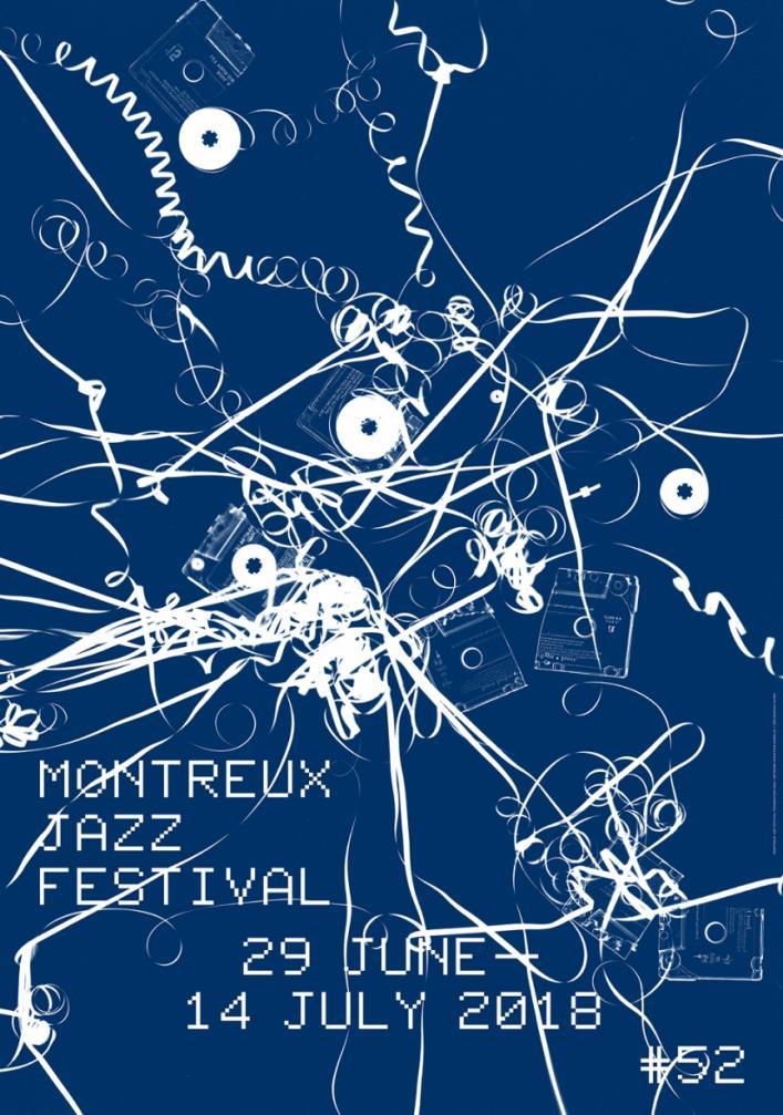 Auditorium Stravinski, Miles Davis Hall, Parc Vernex  - Grand Rue 95, Montreux, Du 29 Juin au 14/7/2018