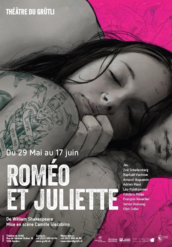 Théâtre du Grütli - Rue du Général-Dufour 16, 1204 Genève, Du 29 Mai au 17/6/2018