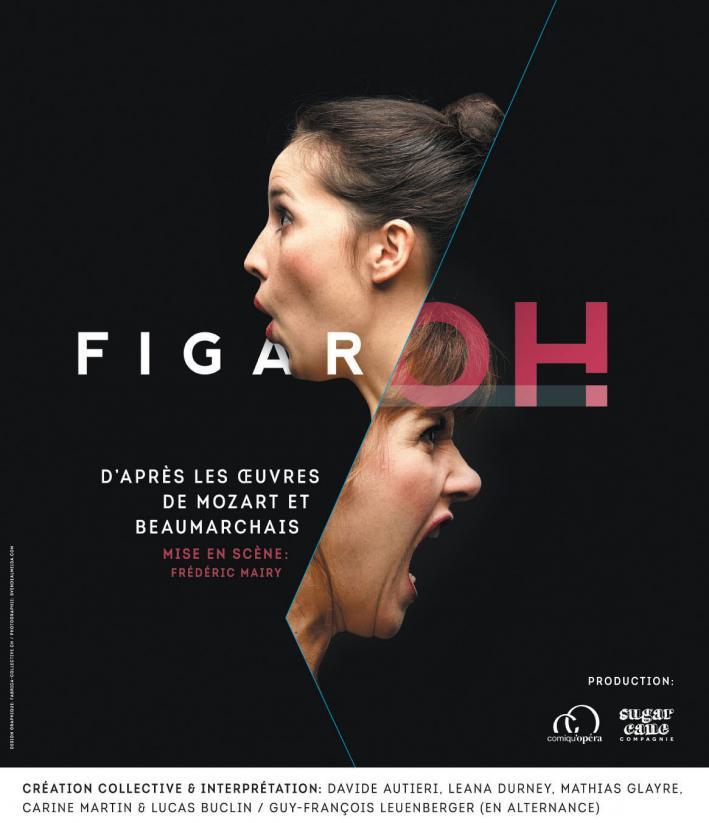 Théâtre Le Crève-Coeur - 16 chemin de Ruth, 1223 Cologny, Du 8 au 20/5/2018