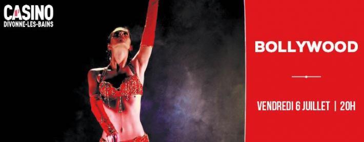 Casino de Divonne - avenue Des Thermes - 01220 Divonne-les-Bains, Vendredi 6 juillet 2018