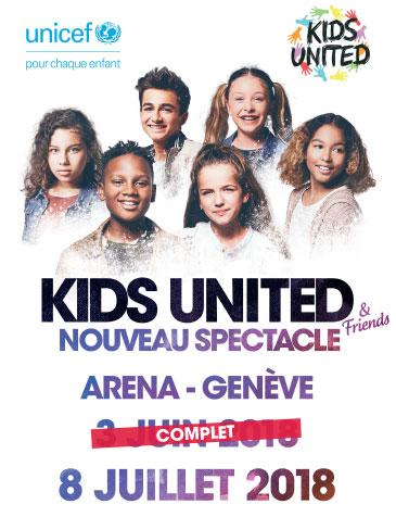 Arena de Genève - 3, route des Batailleux - Grand Saconnex, Dimanche 8 juillet 2018