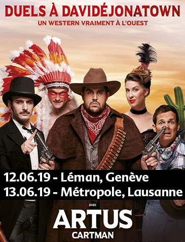 Théâtre du Léman - 19, quai du Mont-Blanc - Genève, Mercredi 12 juin 2019