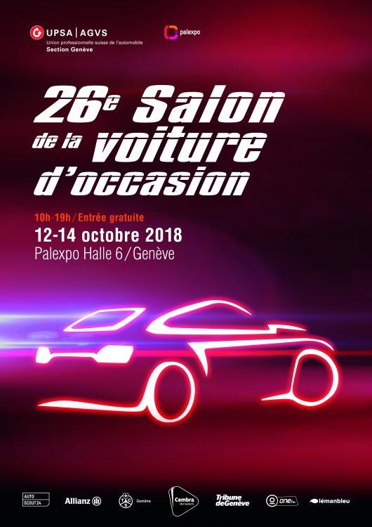 Palexpo - Route François-Peyrot 30, Le Grand-Saconnex, Du 12 au 14/10/2018