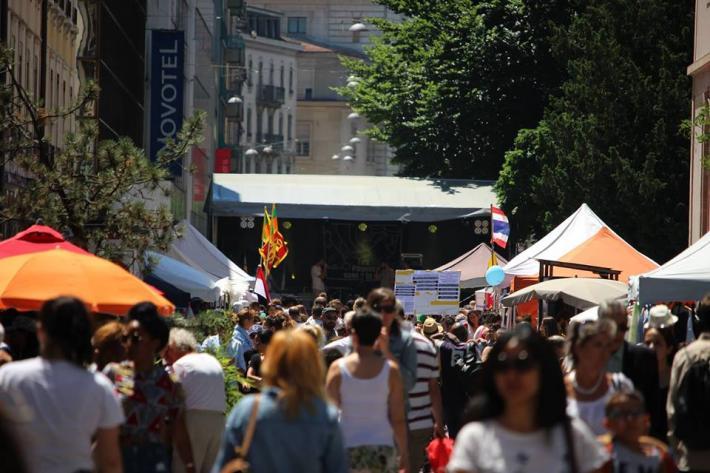 Rue du Môle - Quartier des Pâquis, 1201 Genève, Du 28 au 30/9/2018