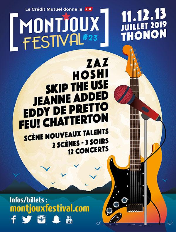 Domaine de Montjoux - 43 avenue de Corzent - Thonon, Du 11 au 13/7/2019