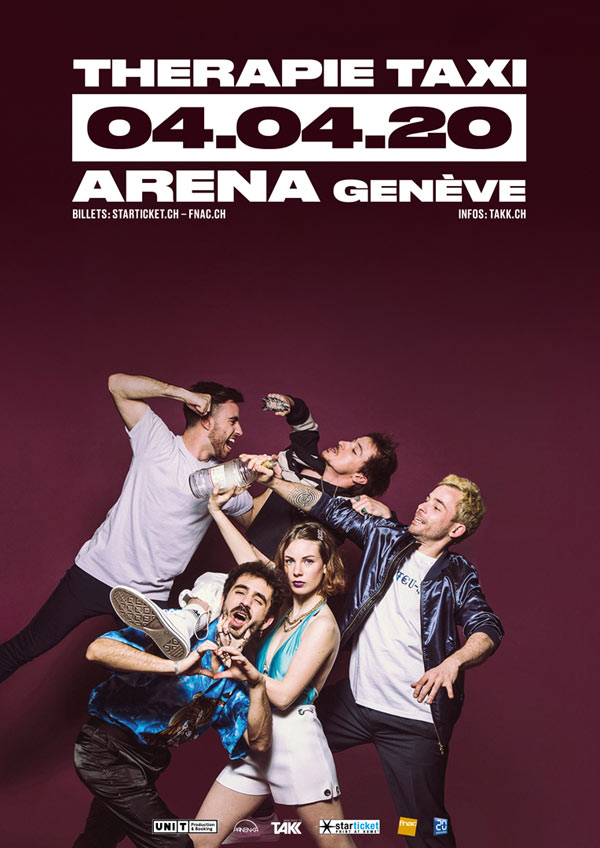 Geneva Arena - 3, Route des Batailleux - 1218 Grand Saconnex, Samedi 4 avril 2020