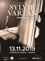 Théâtre du Léman - 19, quai du Mont-Blanc - Genève, Mercredi 13 novembre 2019