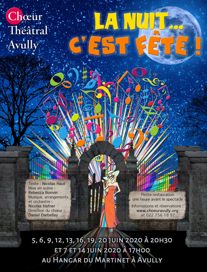 Hangar du Martinet - Avully, Du 5 au 20/6/2020