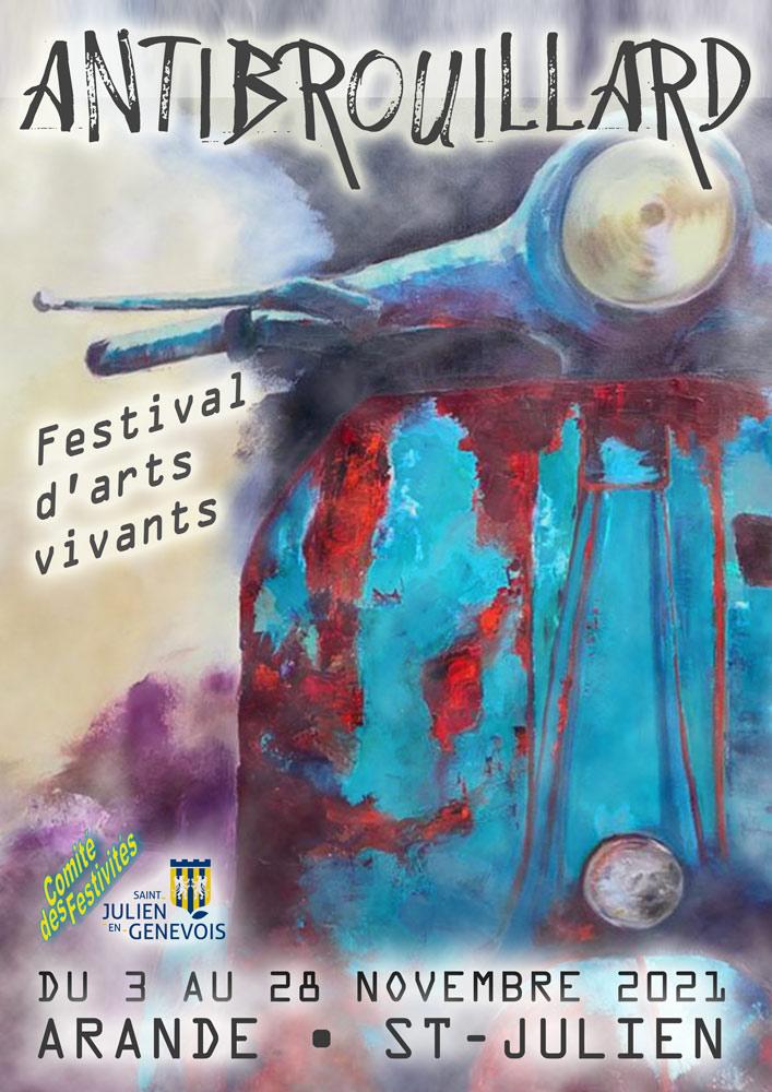 L'Arande - Saint Julien en Genevois, Du 3 au 28/11/2021