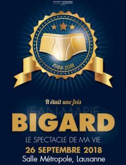 affiche Jean-Marie BIGARD