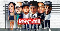affiche Keep it Trill