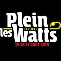 affiche Plein-les-Watts Festival 2019
