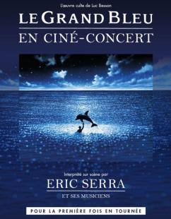 affiche 'Le Grand Bleu' en ciné-concert - annulé