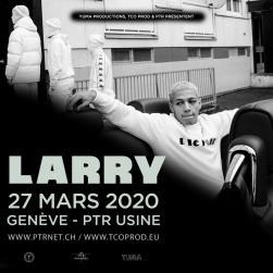 affiche Larry - annulé