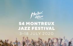 affiche 54ème MONTREUX JAZZ Festival - reporté en 2021
