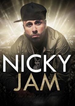 affiche Nicky JAM