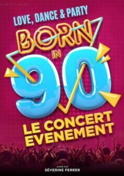 affiche Born in 90