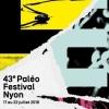 affiche 43ème PALEO Festival de Nyon