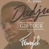 affiche Dadju - G20 Tour