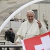 affiche Messe du Pape François