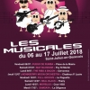 affiche Les Musicales - Monkberry Moon Orchestra