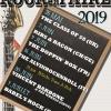 affiche Rock en l'Aire 2019 - Babel's Rock