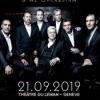 affiche Enrico Macias & Al Orchestra