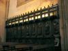 Les stalles du pupitre sud (env. 1450)