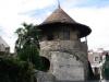 Une des tours du Château des Princes de Savoie