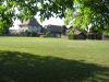 La Maison Forte de Vésenaz, vue du vieux Vésenaz.