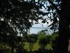 Le Lac vu du chemin de Bonnevaux (en bas Cologny)