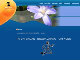thumb Association des trois trésors (San Yuan)