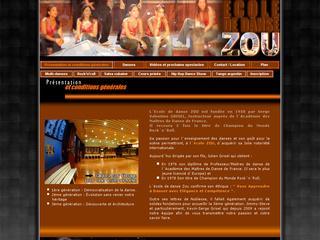thumb Ecole de danse Zou