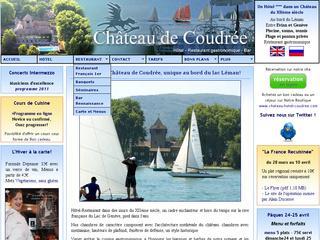 thumb Château Hôtel de Coudrée ****