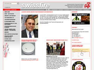 thumb Fédération Suisse des Sapeurs-Pompiers